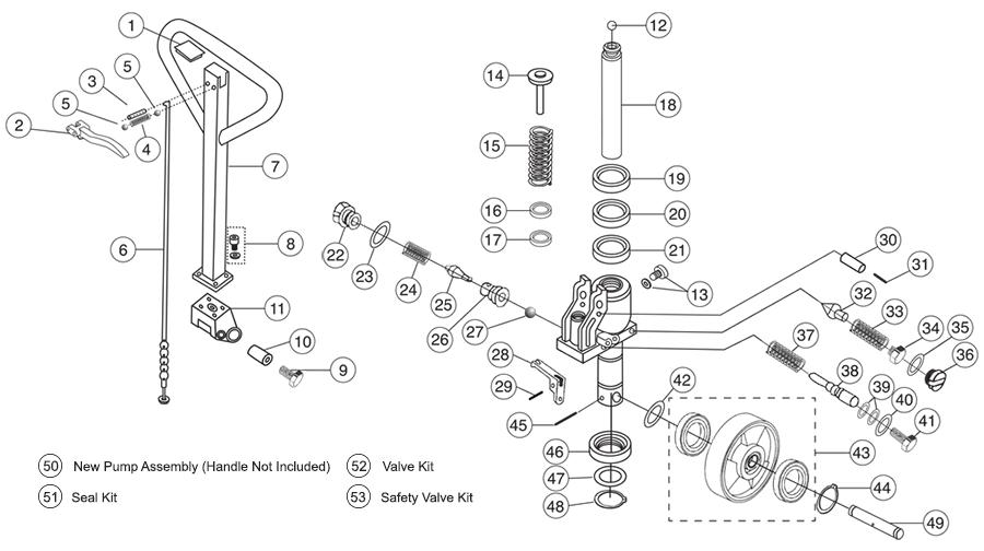 Psm-4way Series Low Profile